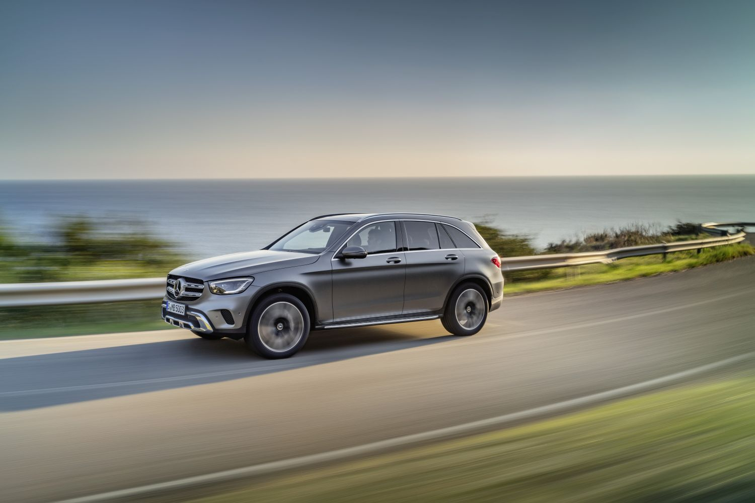 Novi Mercedes-Benz GLC