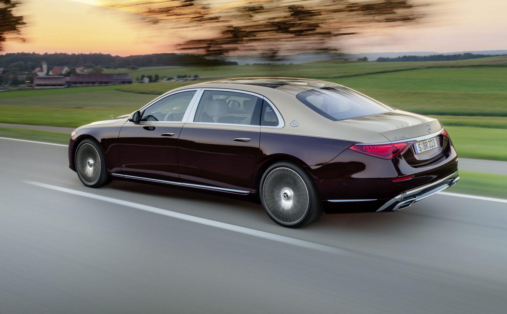 Predstavljen je najluksuzniji i najelegantniji Mercedes-Maybach S-klase