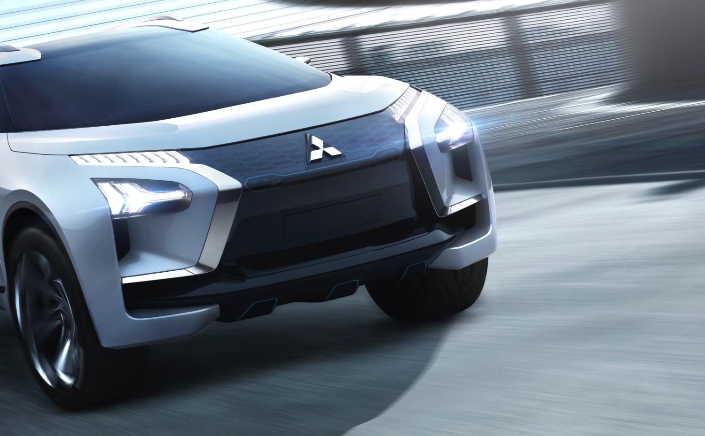 Potpuno električni SUV Mitsubishi e-Evolution Concept