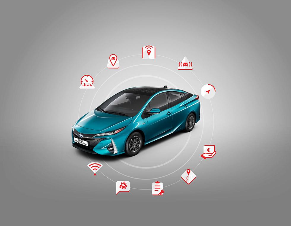 MyT je nova Toyotina aplikacija za vlasnike