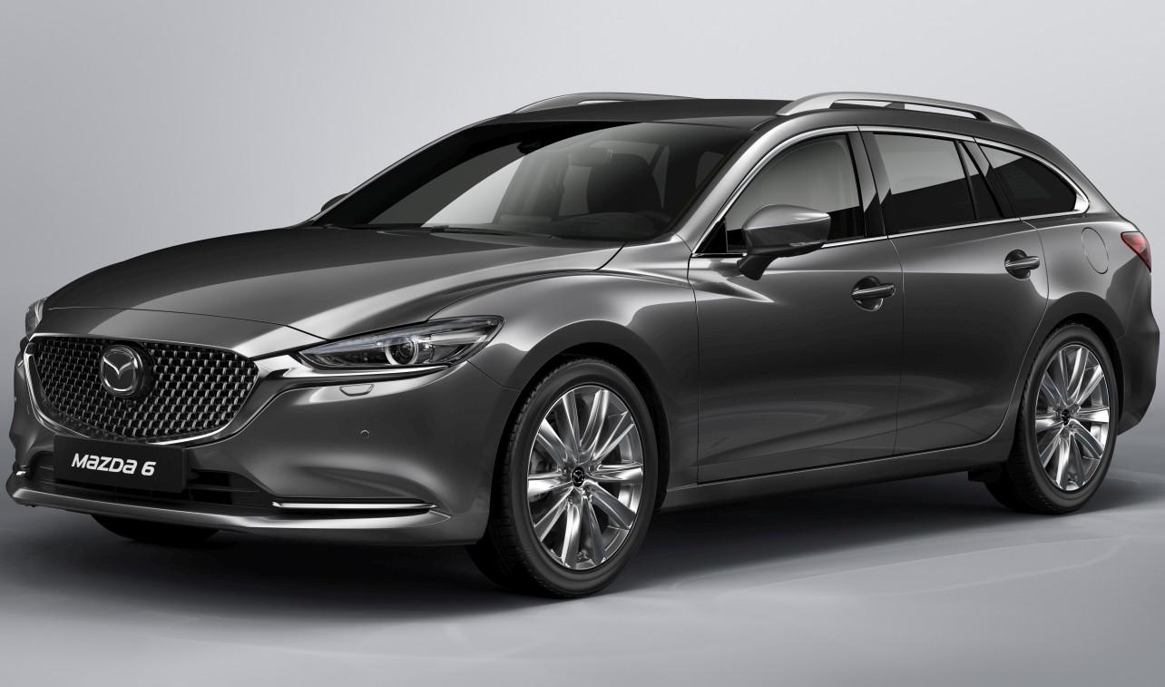 Svjetska premijera u Ženevi: nova Mazda6 karavan