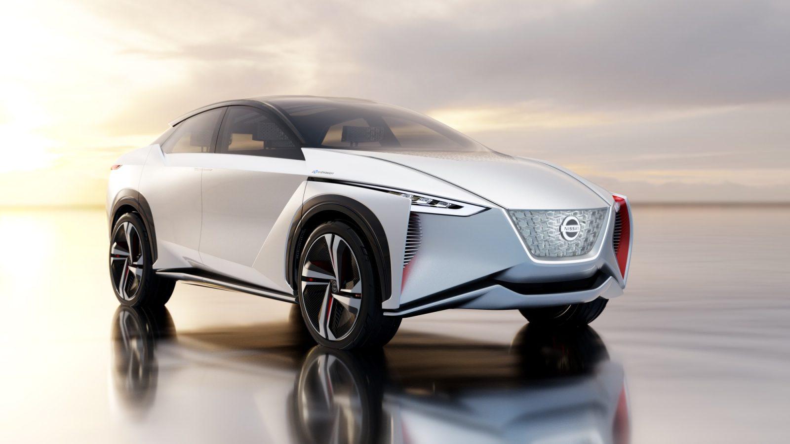 Nissan IMx je električni autonomni koncept