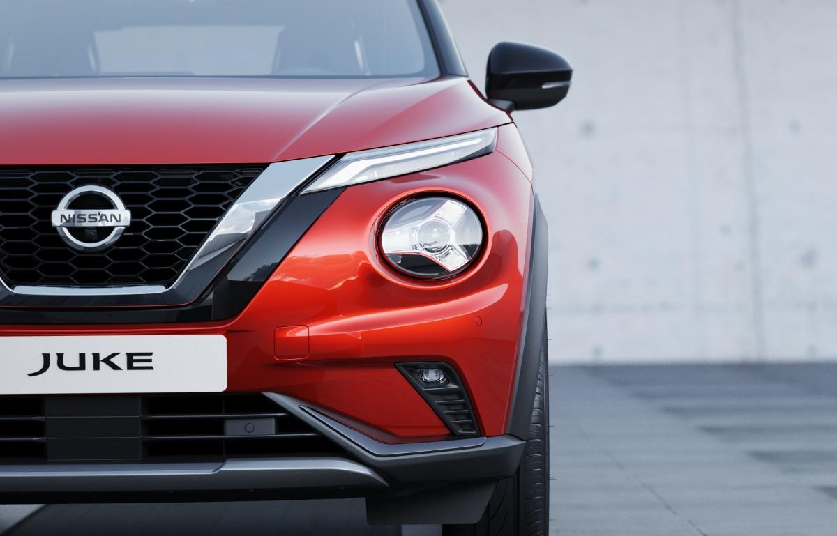 Ovo je potpuno novi Nissan Juke