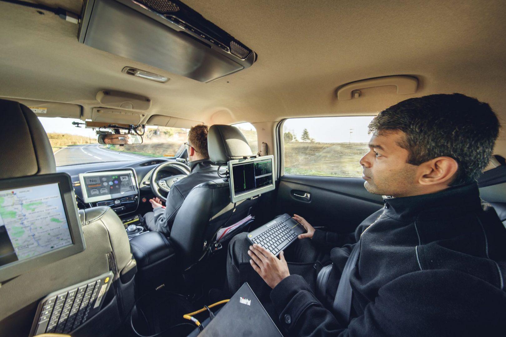Završena je najdulja i najzahtjevnija autonomna vožnja za Nissan Leaf