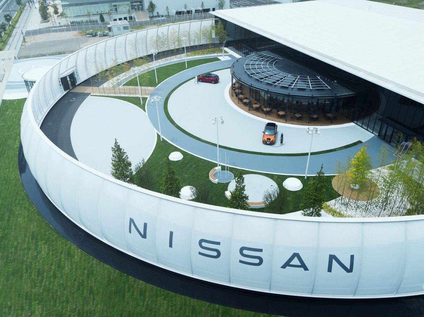 Platite parking strujom pri posjetu novom Nissan Paviljonu