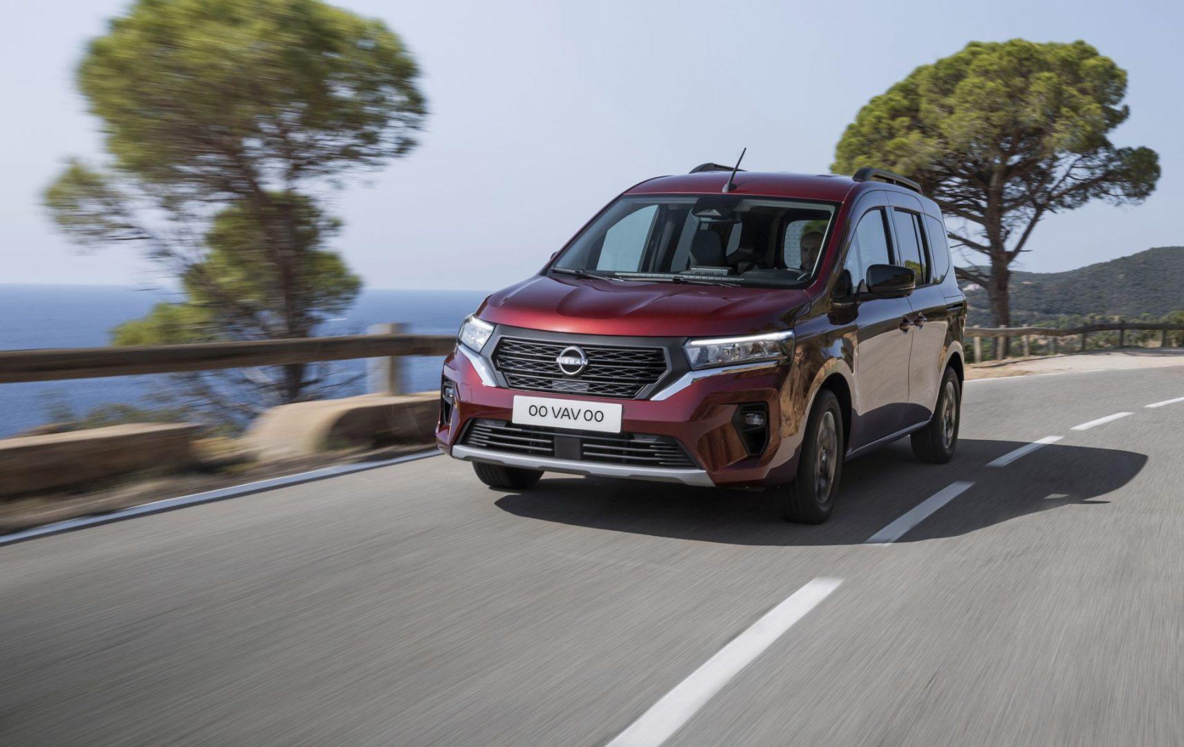 Nissan Townstar je kompaktni dostavnjak koji može imati i električni pogon