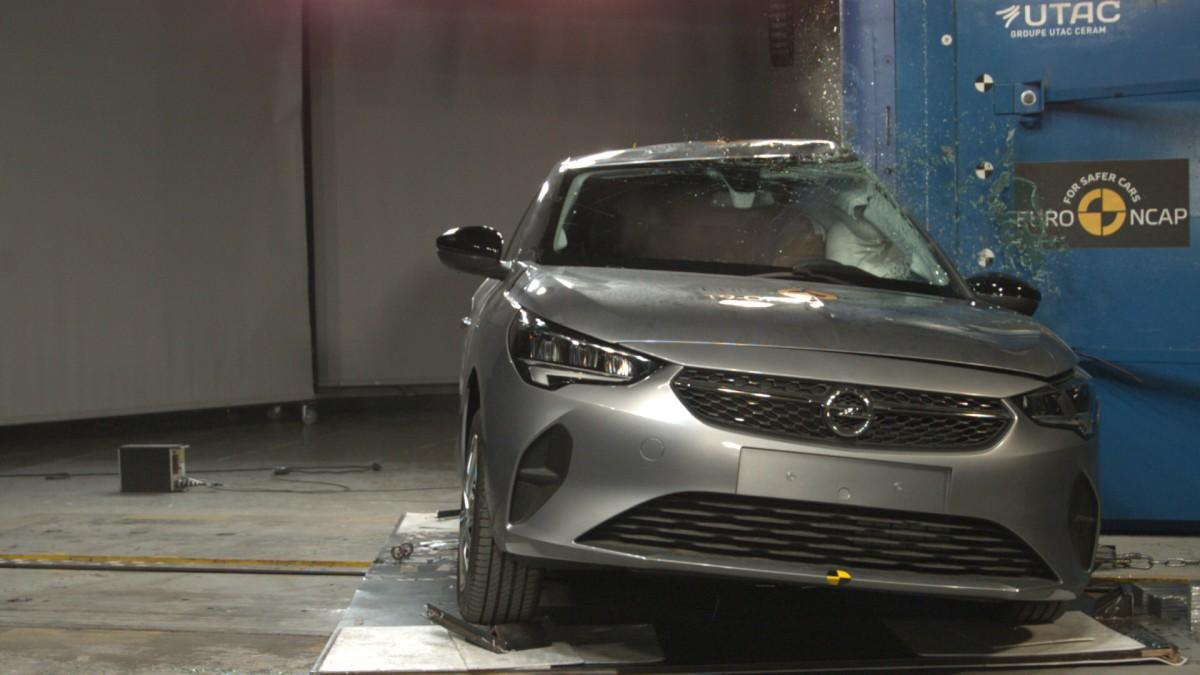 Mazdi i Mercedesu pet zvjezdica, Opelu četiri