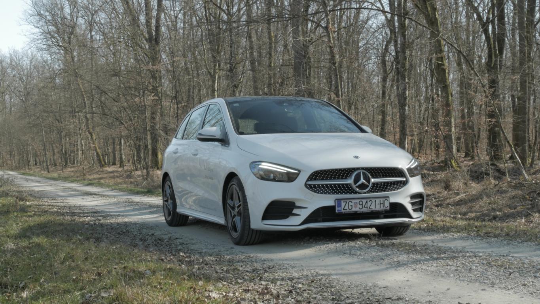U Hrvatskoj predstavljena nova Mercedes B klasa