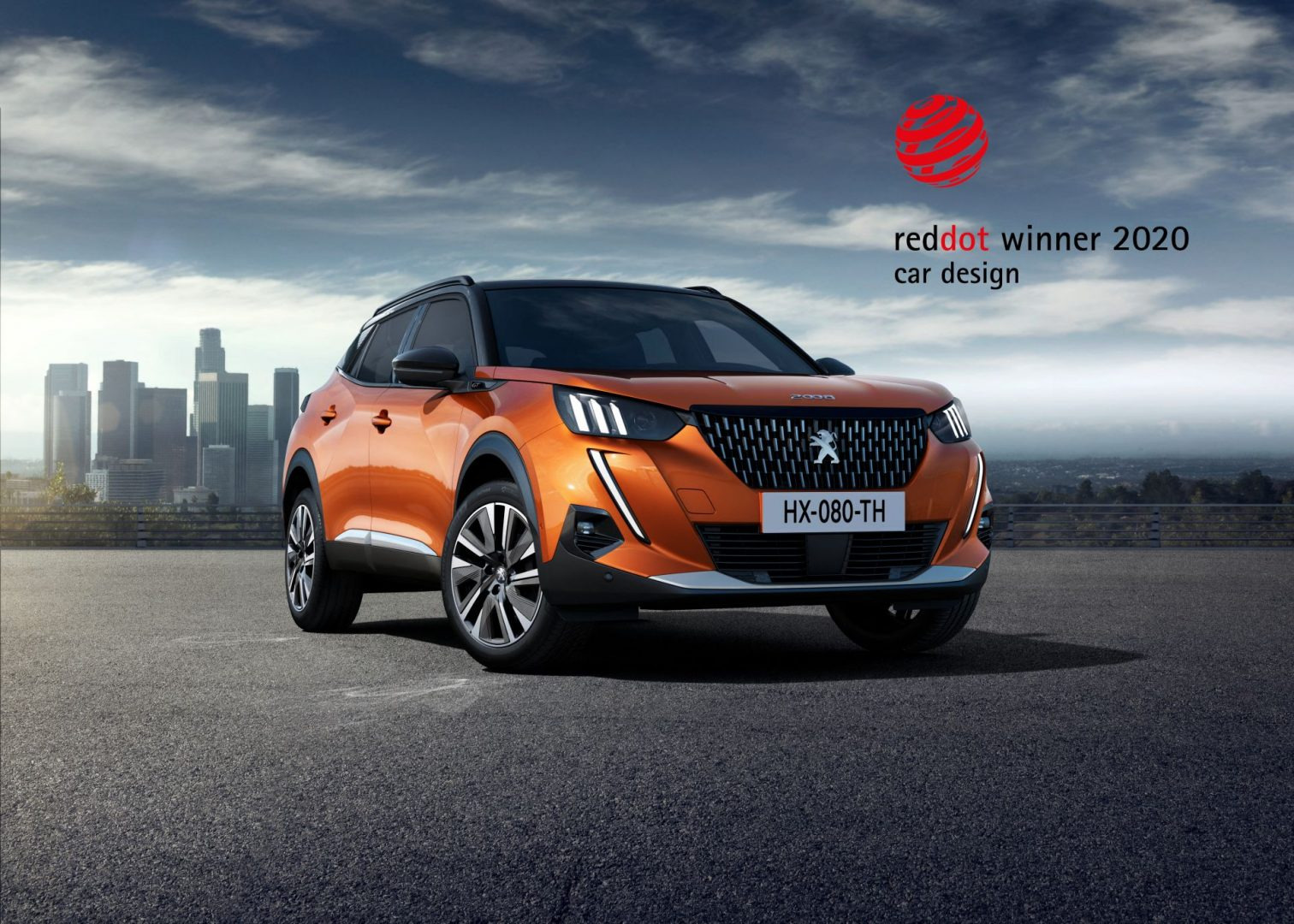 """Peugeot 208 i 2008 osvojili su Red Dot nagradu za dizajn u kategoriji """"Product Design"""""""