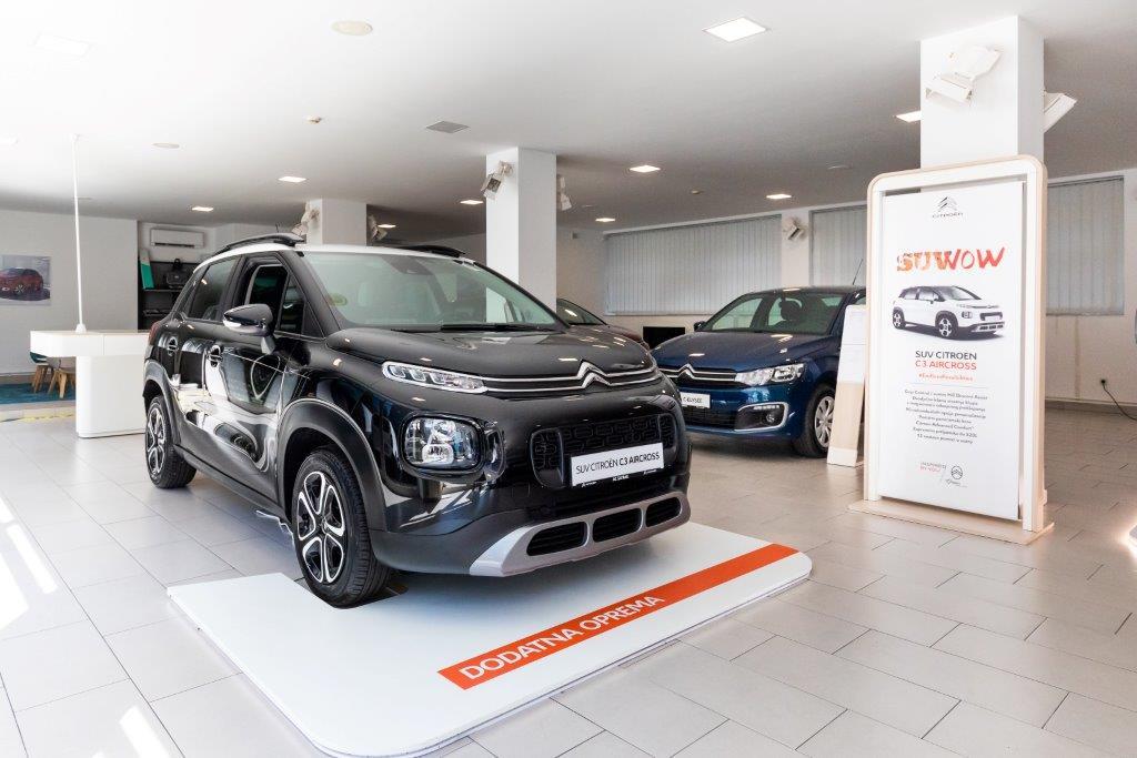 Auto Centar Šatrak postao novi distributer marke Citroën!