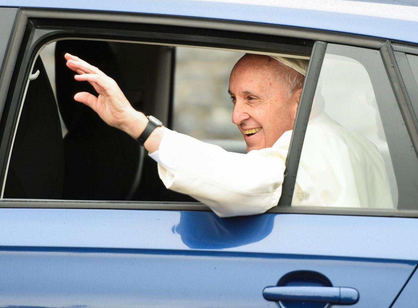 Papa Franjo odabrao Škodu za vozilo tijekom posjeta Irskoj