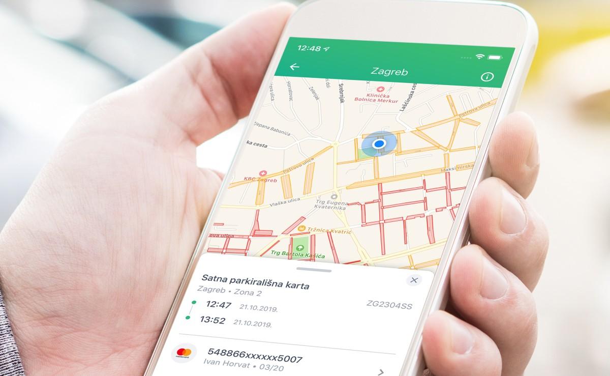 U Zagrebu se parking putem mobitela može platiti i bez SMS naknade