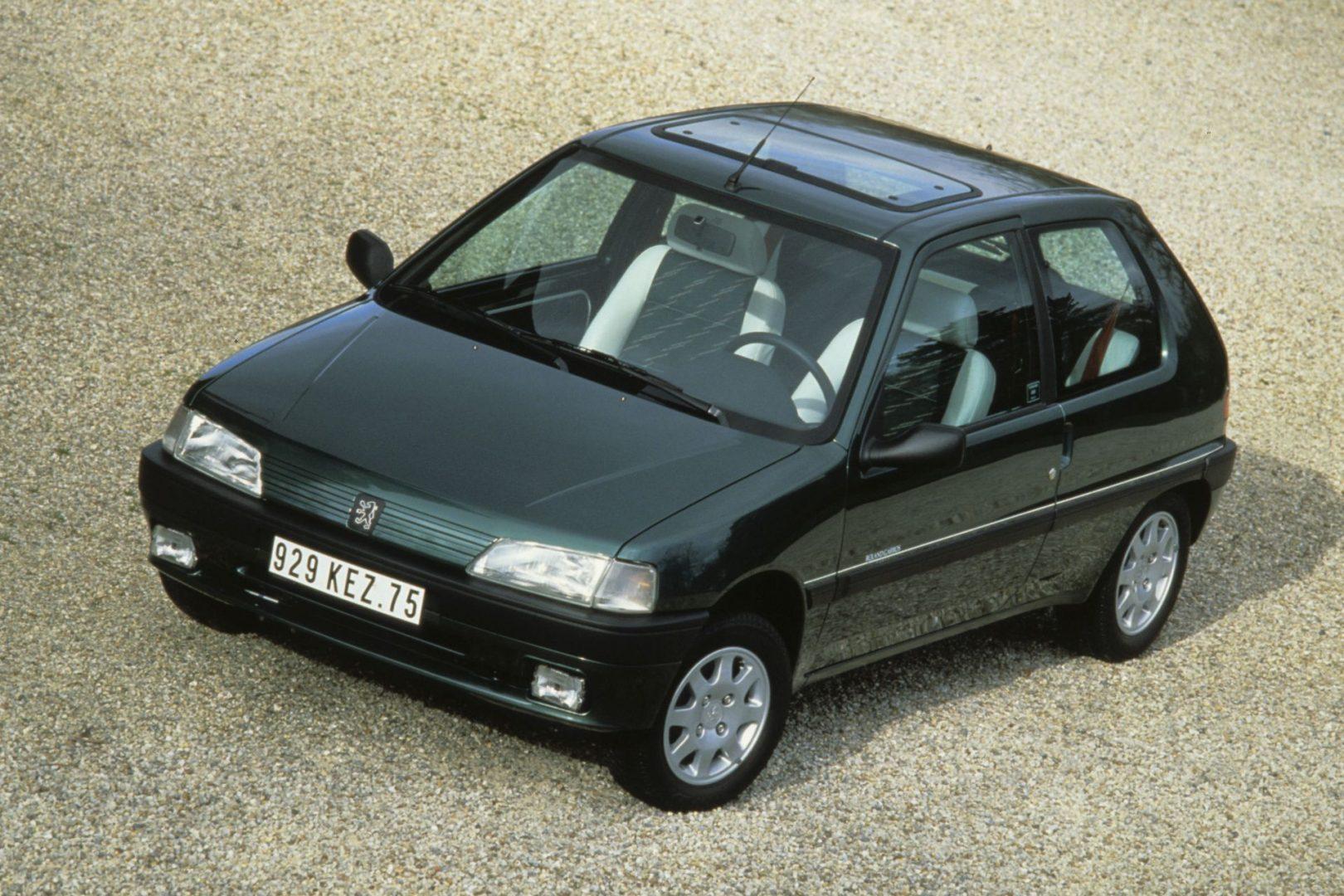 30 godina malenog Peugeota 106