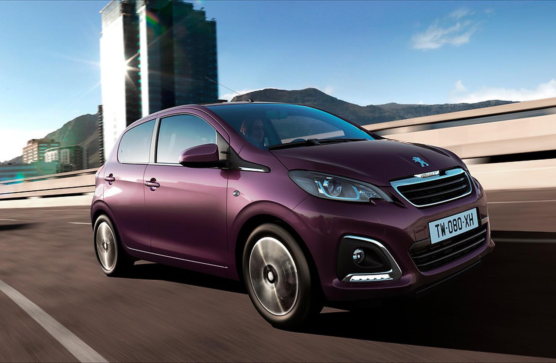 Novi Peugeot 108 u izvedbi s 1.0 VTi motorom