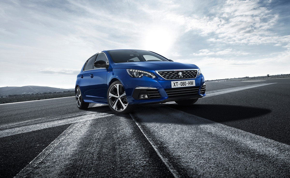 Peugeot 308 BlueHDi 100 Active Limited