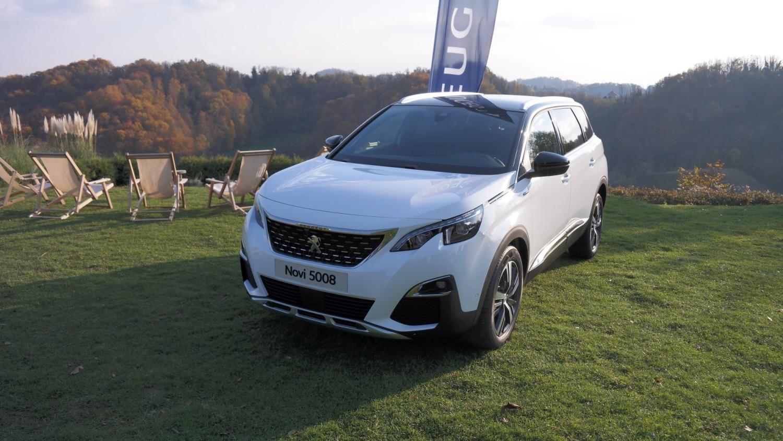 Sve je potpuno novo na novom Peugeotu 5008
