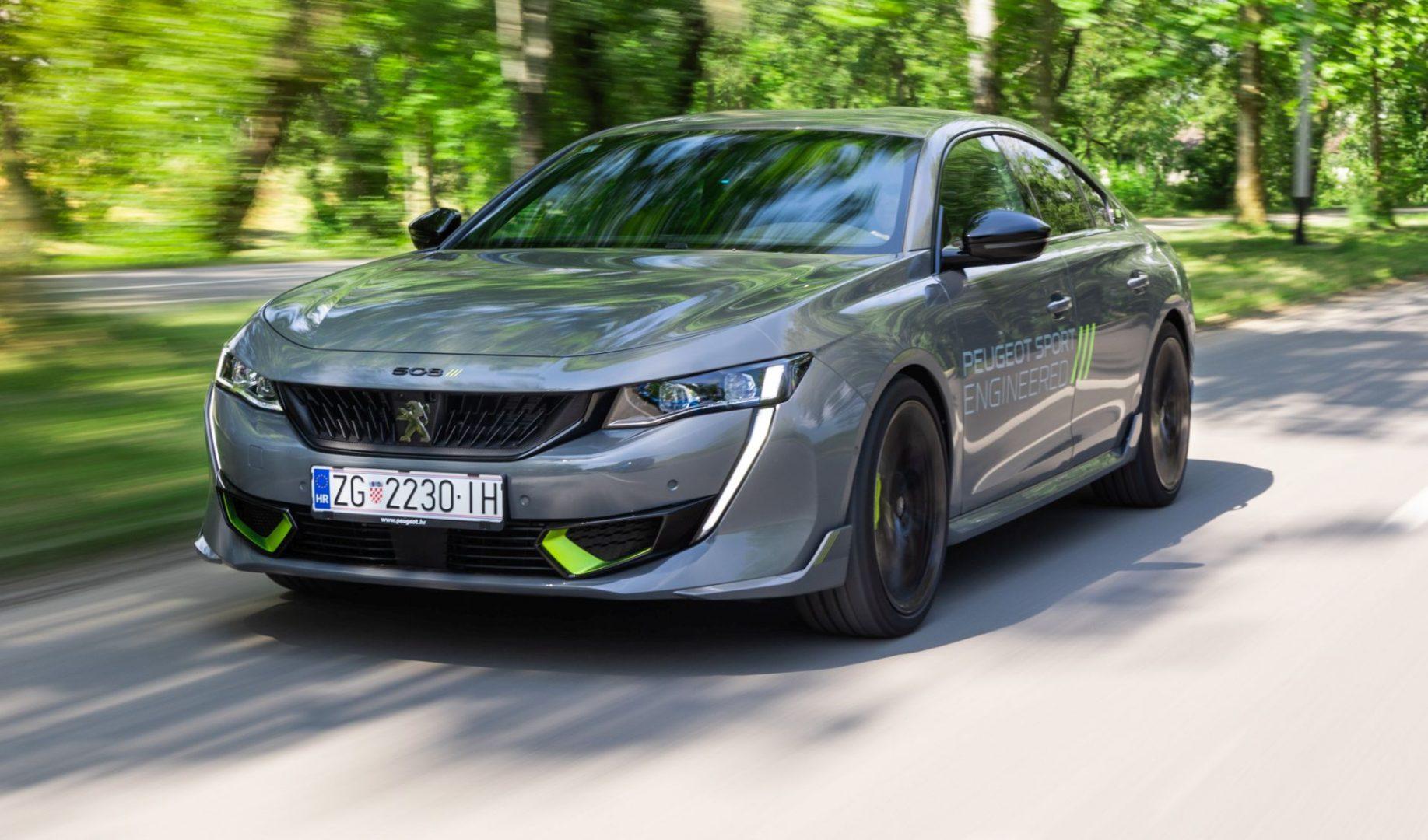 70 % modela Peugeota već elektrificirano, a do kraja godine stižu i dvije izvedbe modela 308 plug-in hibrid