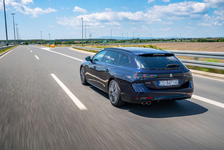 Hrvatska premijera: vozili smo novi Peugeot 508 SW