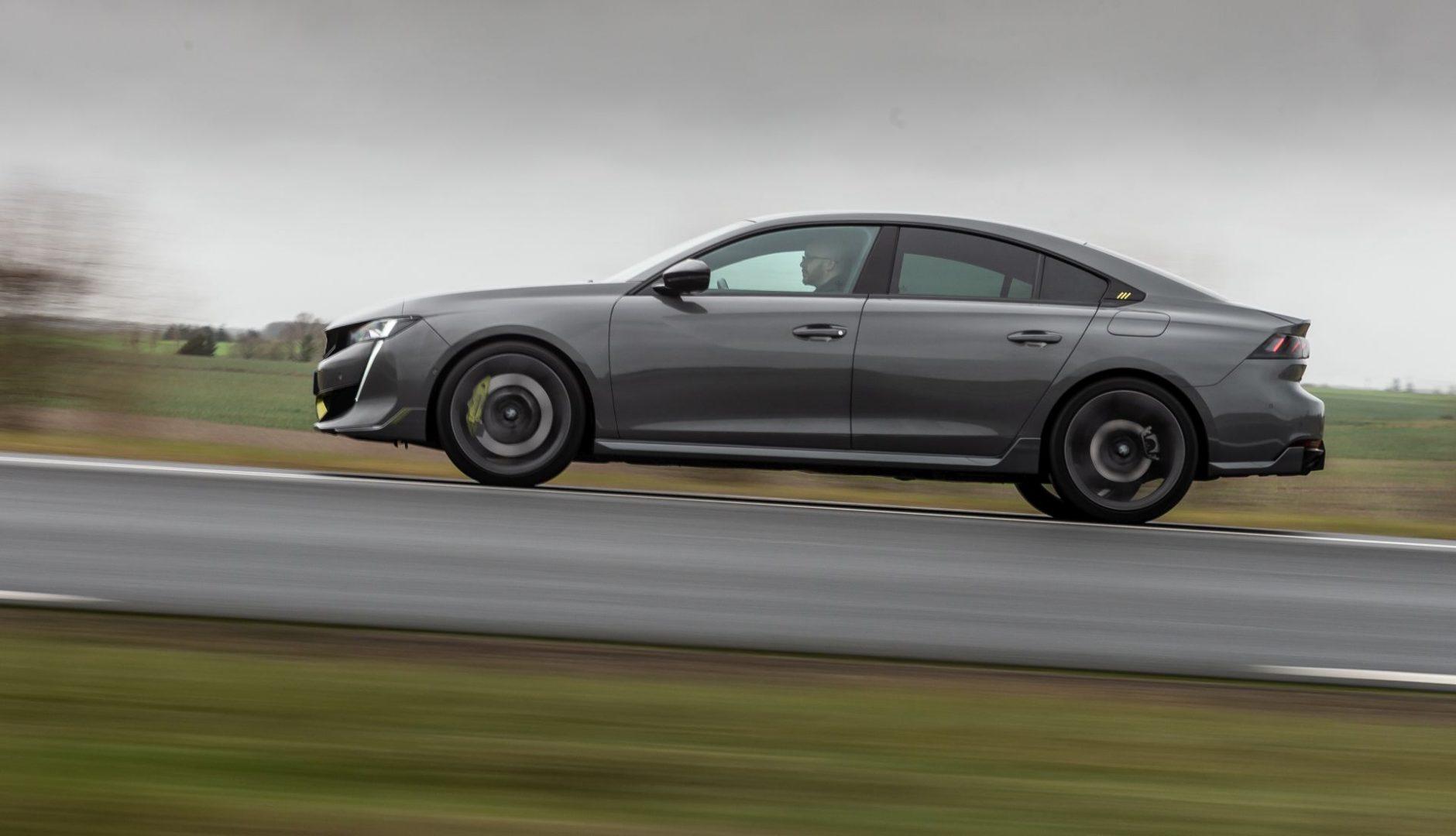 Nabrijani Peugeot 508 Sport Engineered s tri motora i pogonom na sve kotače stigao i na naše tržište
