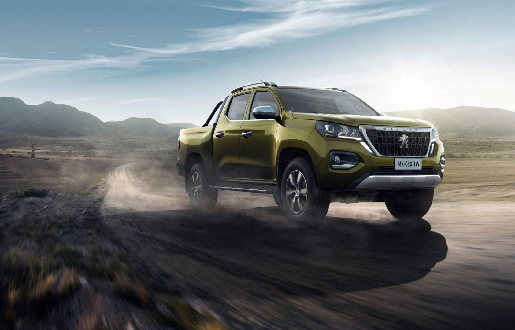 Pick-up Peugeot Landtrek nećemo viđati na našim cestama