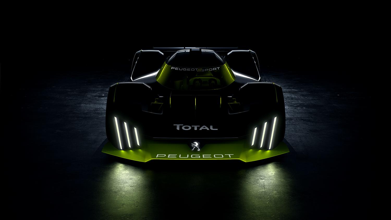 Peugeot i Total su predstavili Le Mans Hypercar