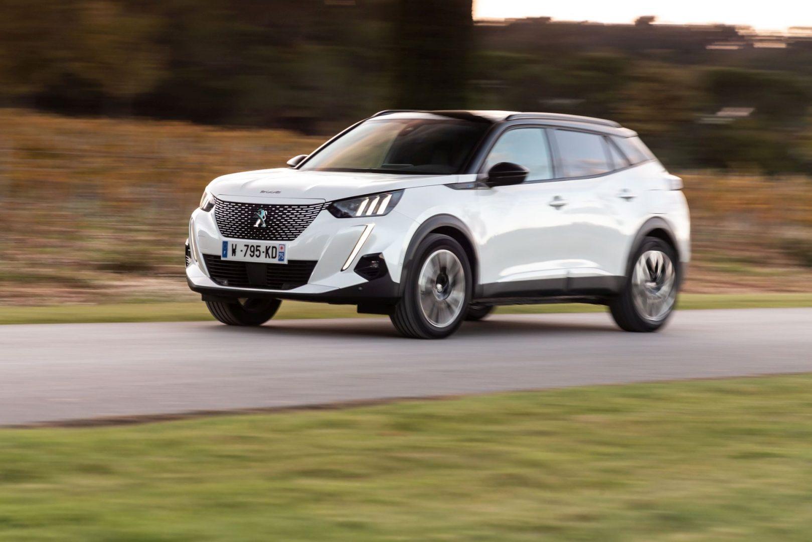 U domaće salone stiže i električni SUV Peugeot e-2008 sa 136 KS i 50 kWh baterijom