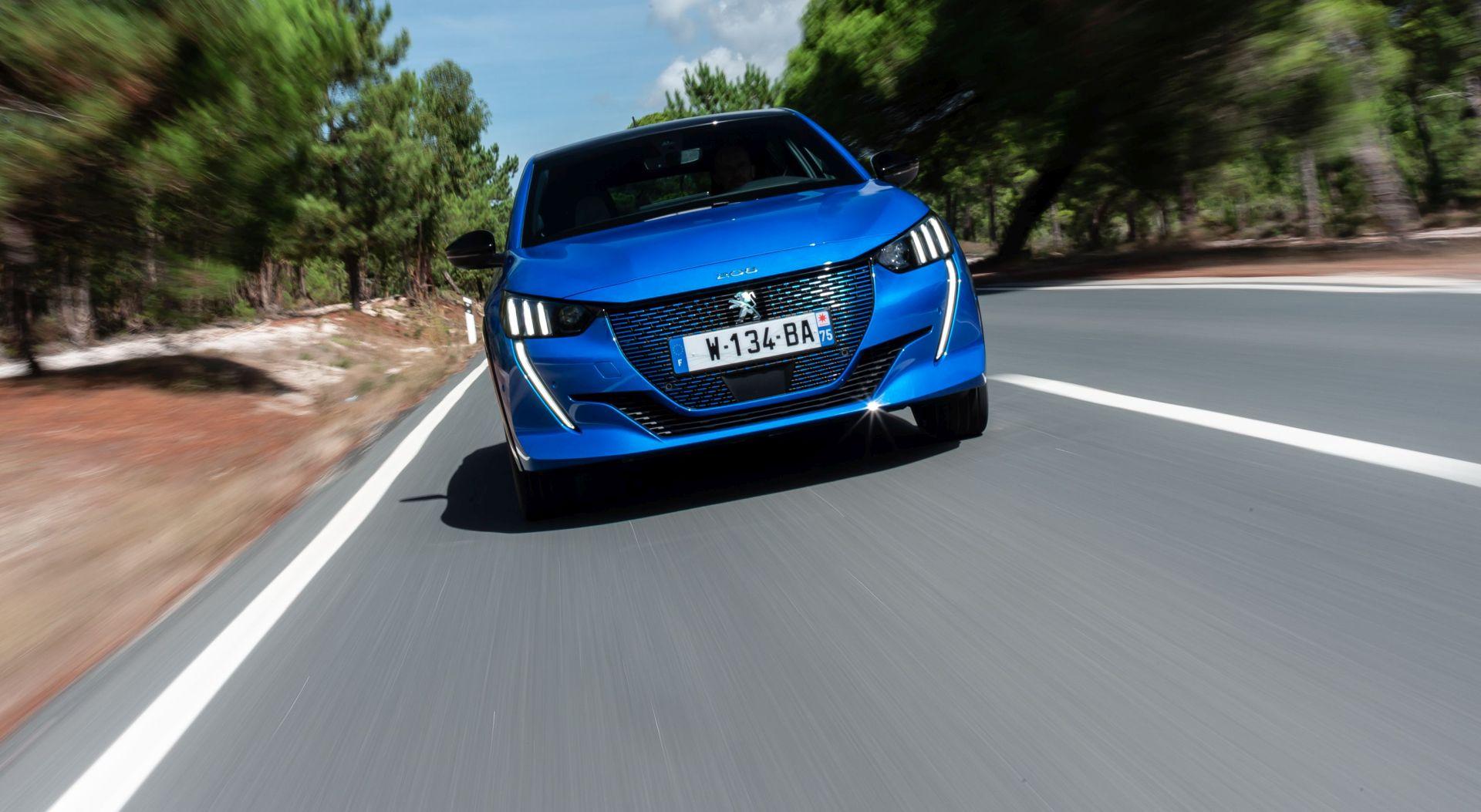 Električni Peugeot e-208 od sada je dostupan i na našem tržištu
