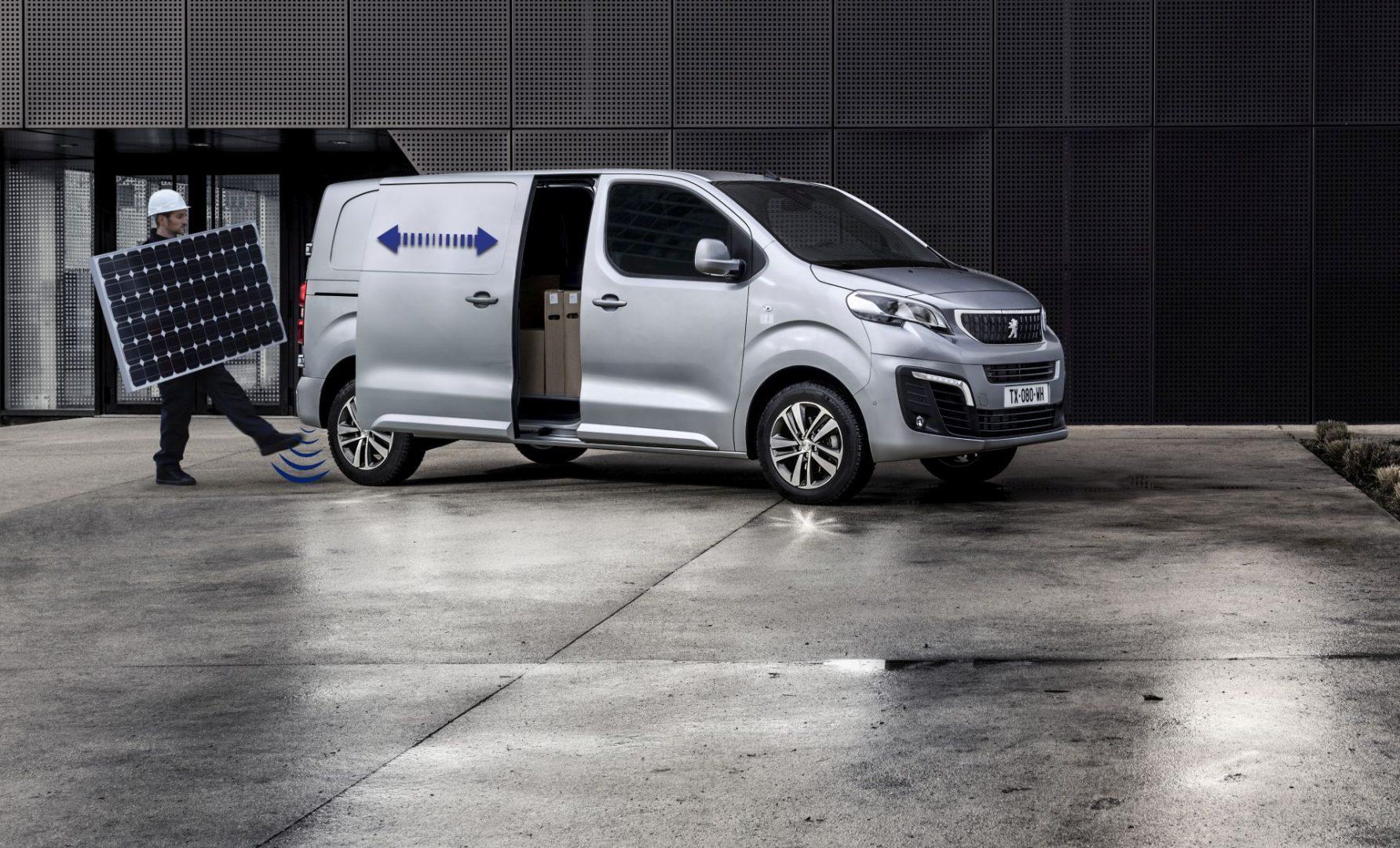Stiže i električni Peugeot e-Expert