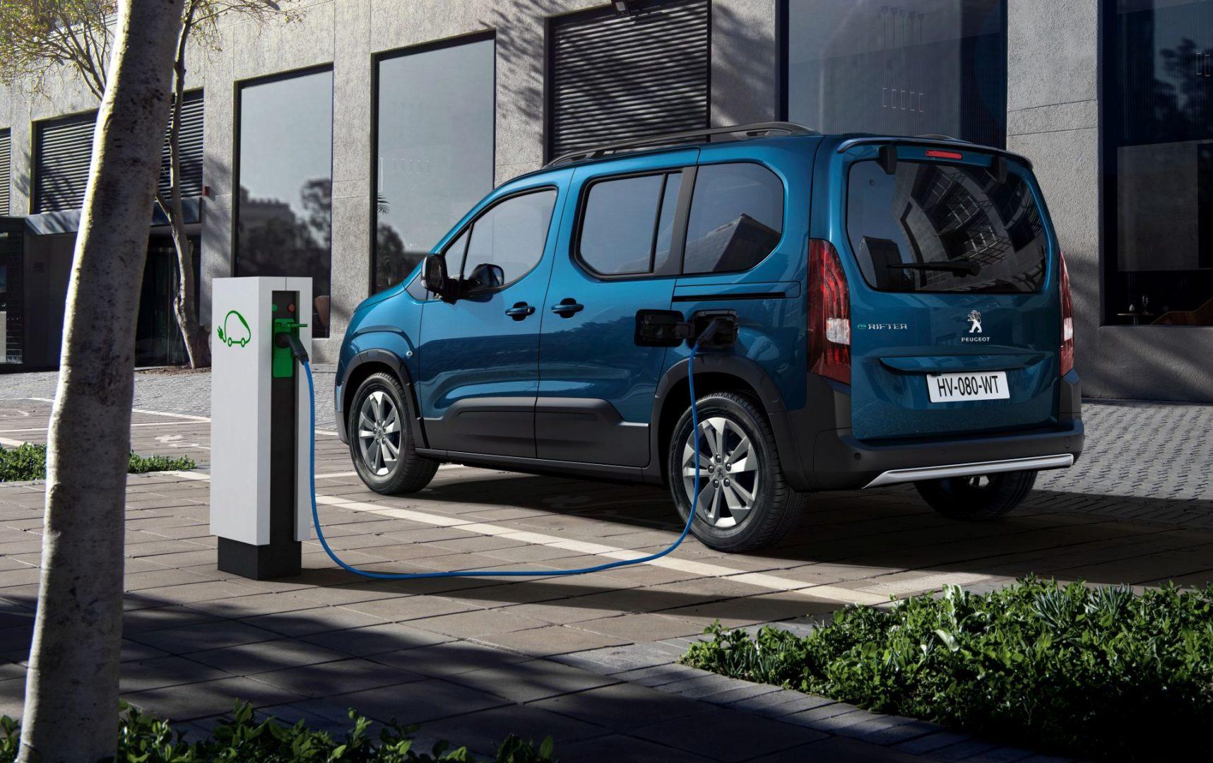 "Još jedan ""strujić"" iz Peugeota: e-Rifter s dosegom do 280 km"