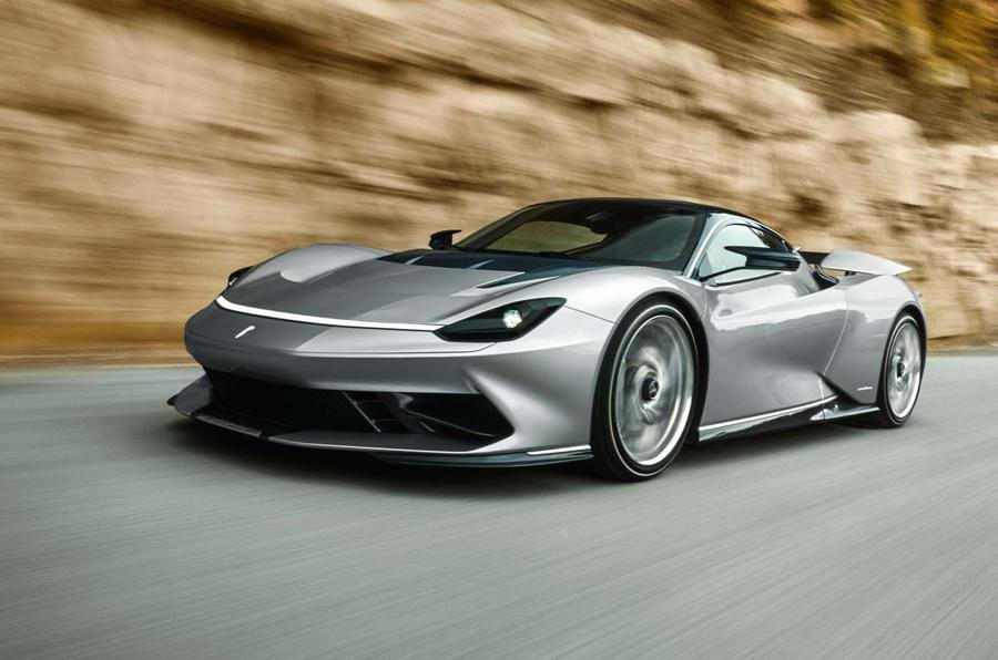 Rimac i Pininfarina: rezultat je model Battista
