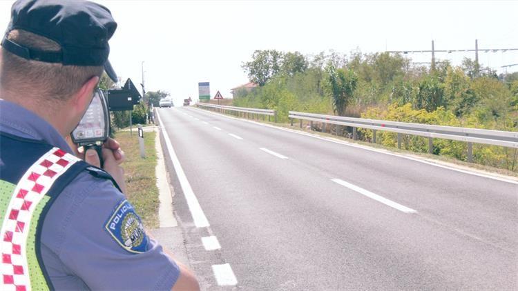 Najnoviji podaci o prometnim prekršajima tijekom Martinja