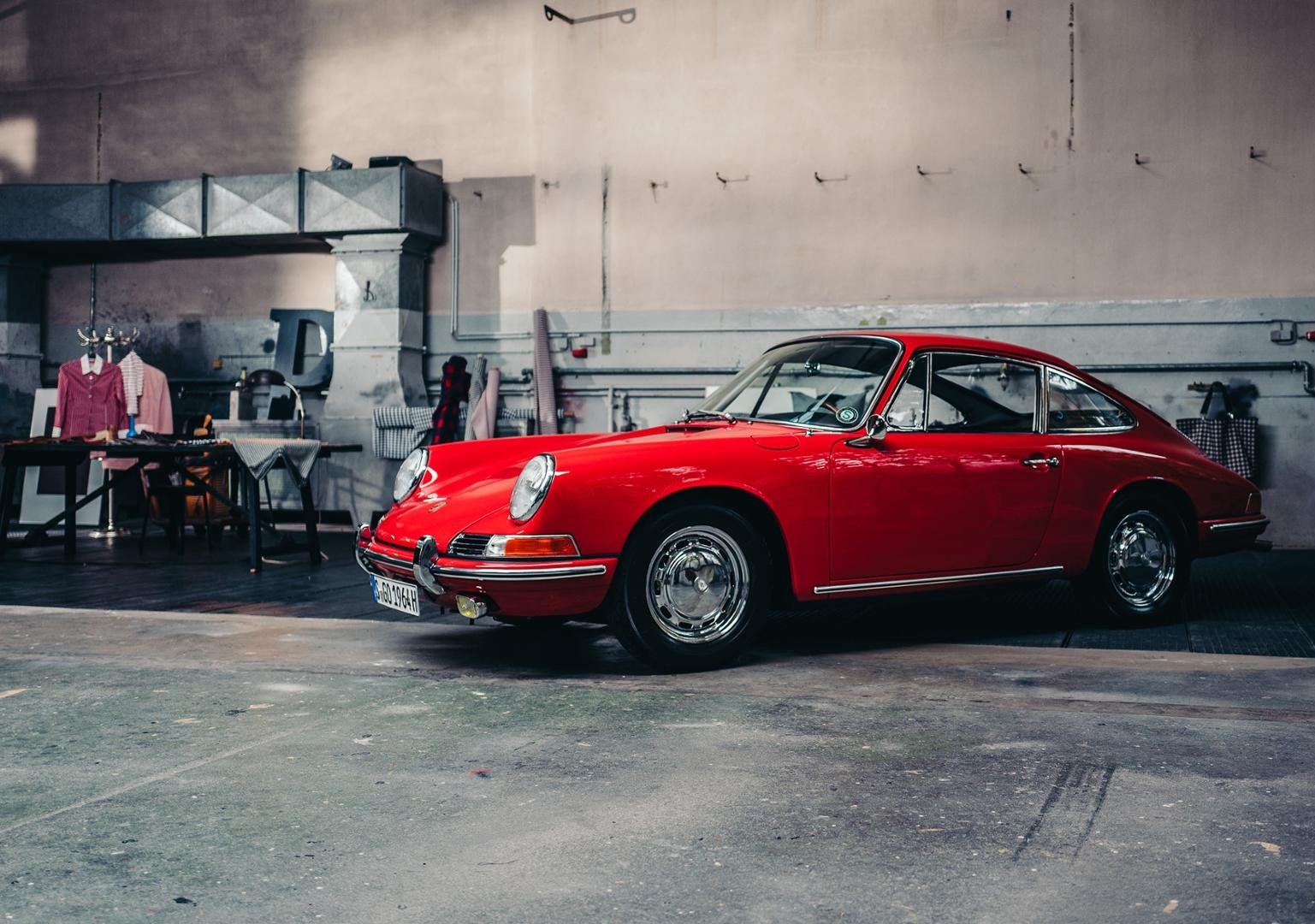 5 najbolje dizajniranih Porsche sjedala