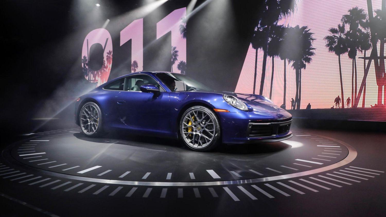 Povijesni pregled: Porsche 911
