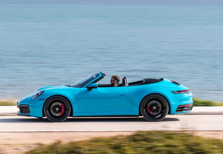 Otkrivamo od čega se sastoji Porsche 911 Cabriolet