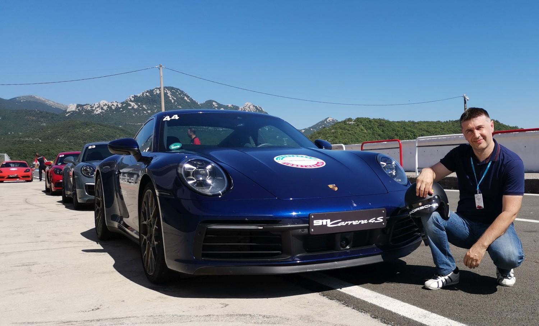 Vikend iz snova: Porsche On Track na Grobniku