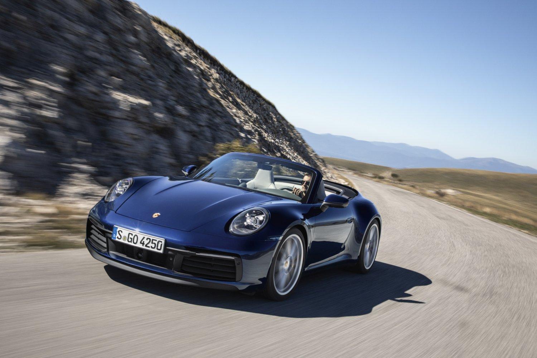 Sve je spremno za otvaranje sezone: novi Porsche 911 Cabriolet
