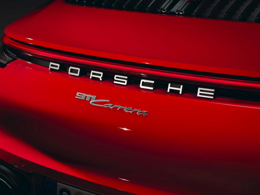 Porscheova 911 serija dobila je novog člana