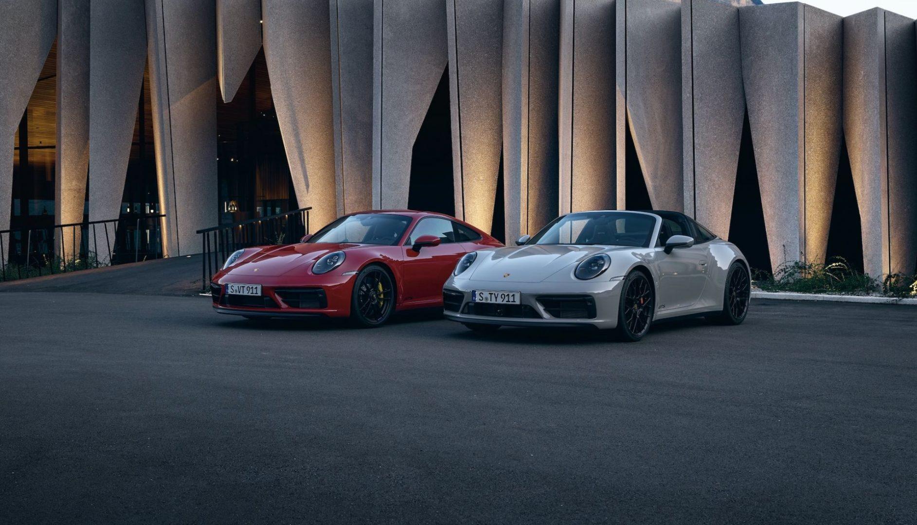 Uskoro stiže i novi Porsche 911 GTS