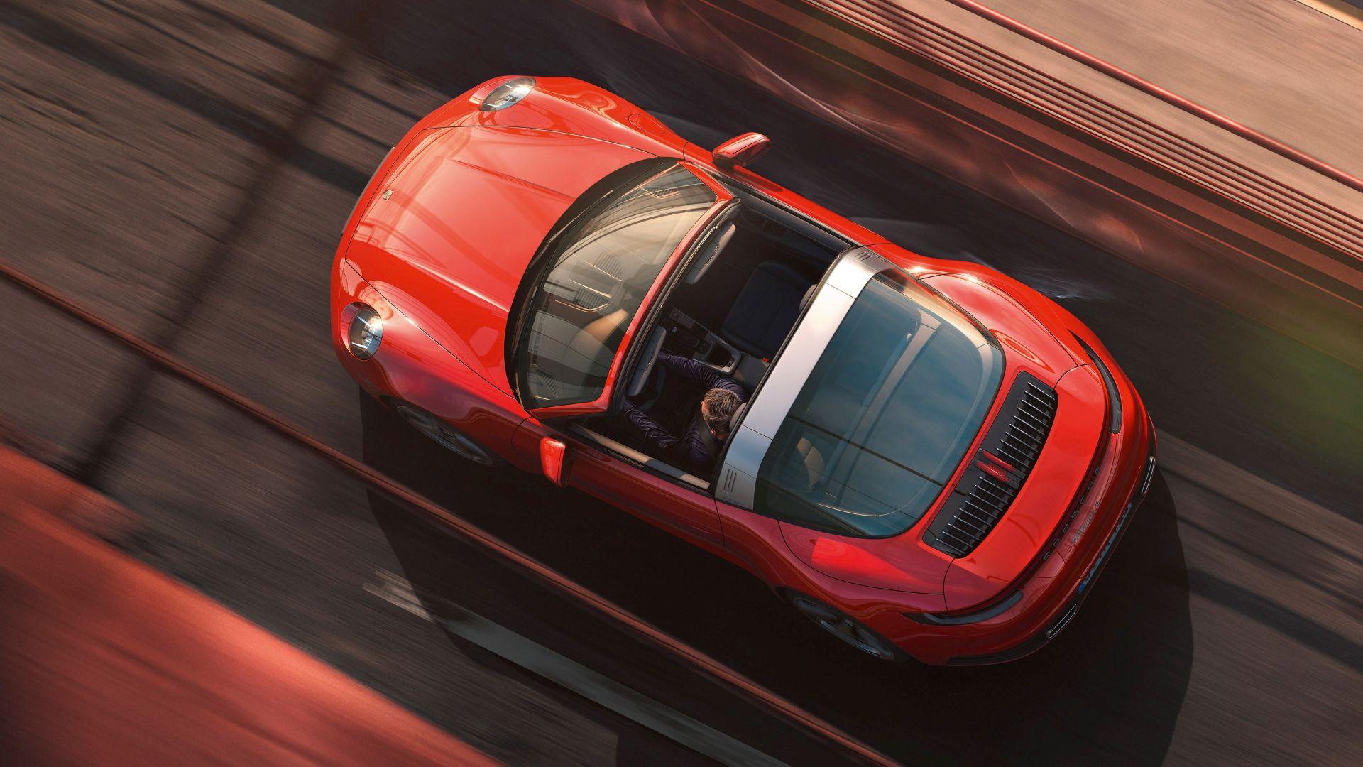 Predstavljena je nova generacija modela Porsche 911 Targa 4 i 911 Targa 4S