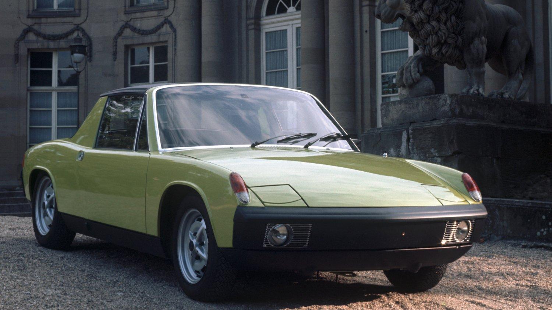 50 godina modela Porsche 914