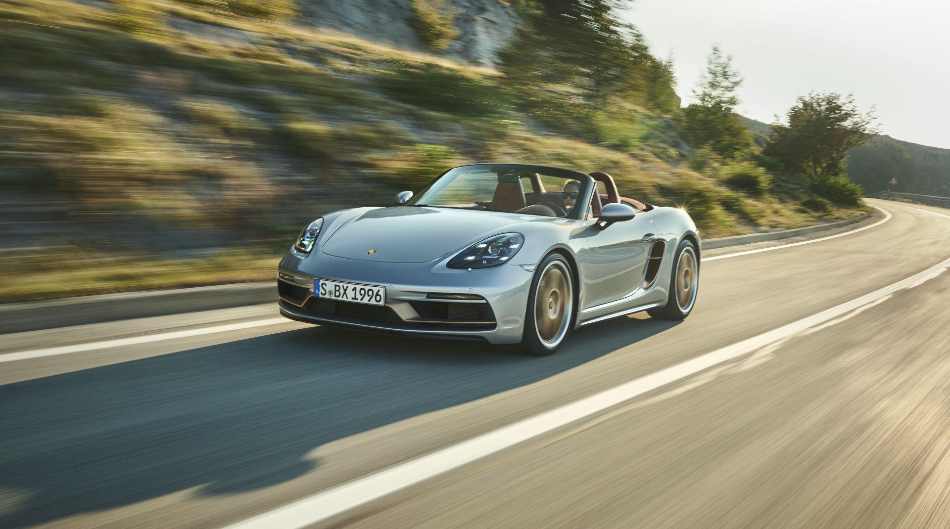 Porsche Boxster slavi 25. rođendan uz specijalnu ograničenu seriju 25 Years