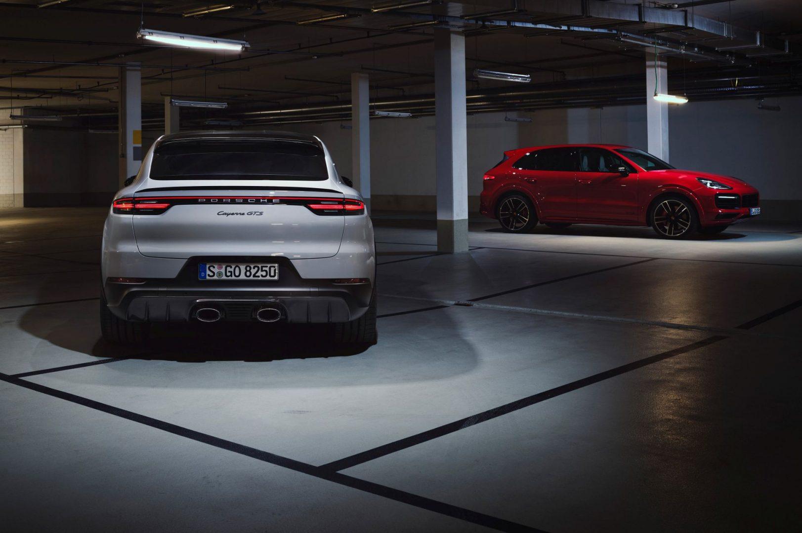 Predstavljeni su 460 KS snažni Porsche Cayenne GTS i Cayenne GTS Coupe
