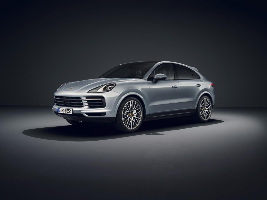 Dostupan je za narudžbu: novi Porsche Cayenne S Coupé s 440 KS