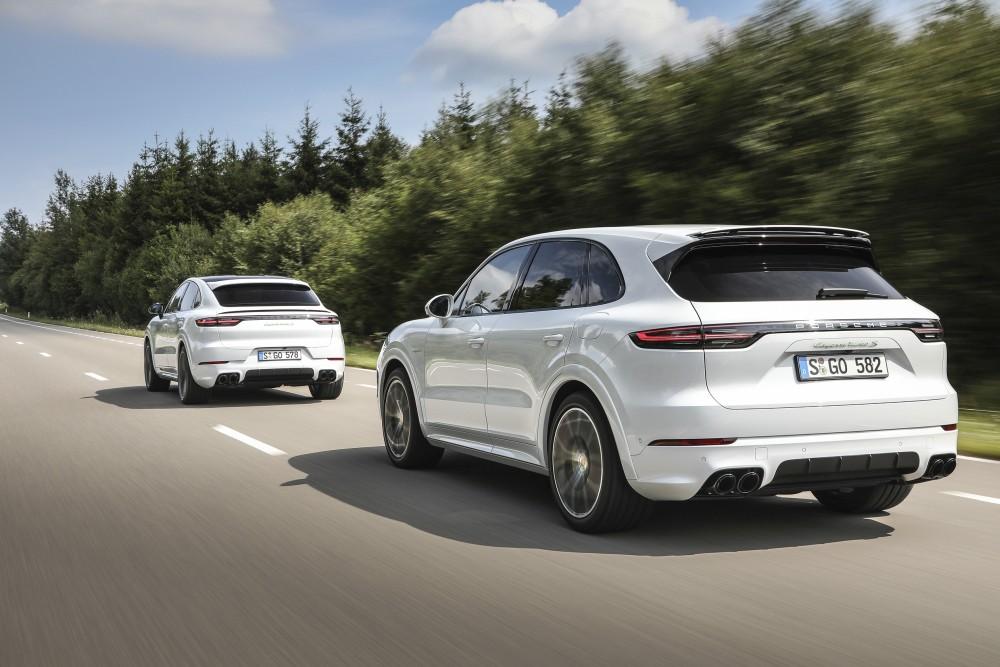 Što kažete na Porsche Cayenne sa 680 KS i 40 km dosega na struju