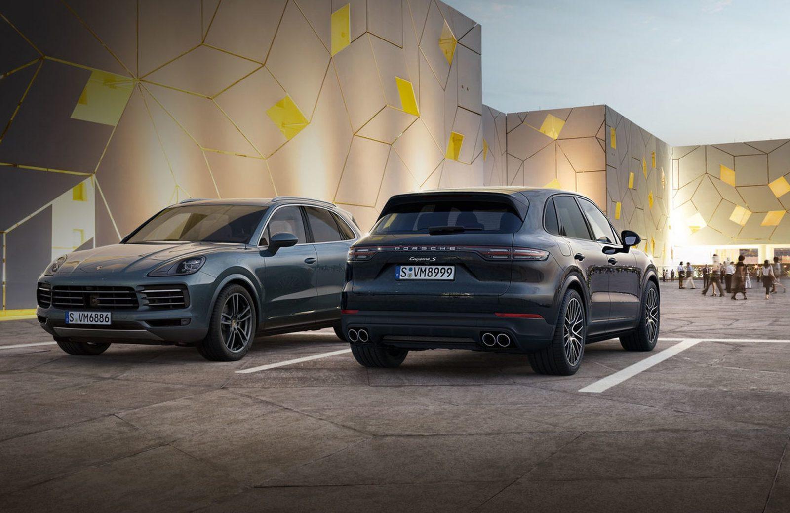 Novi Porsche Cayenne 2018 SUV za pet osoba