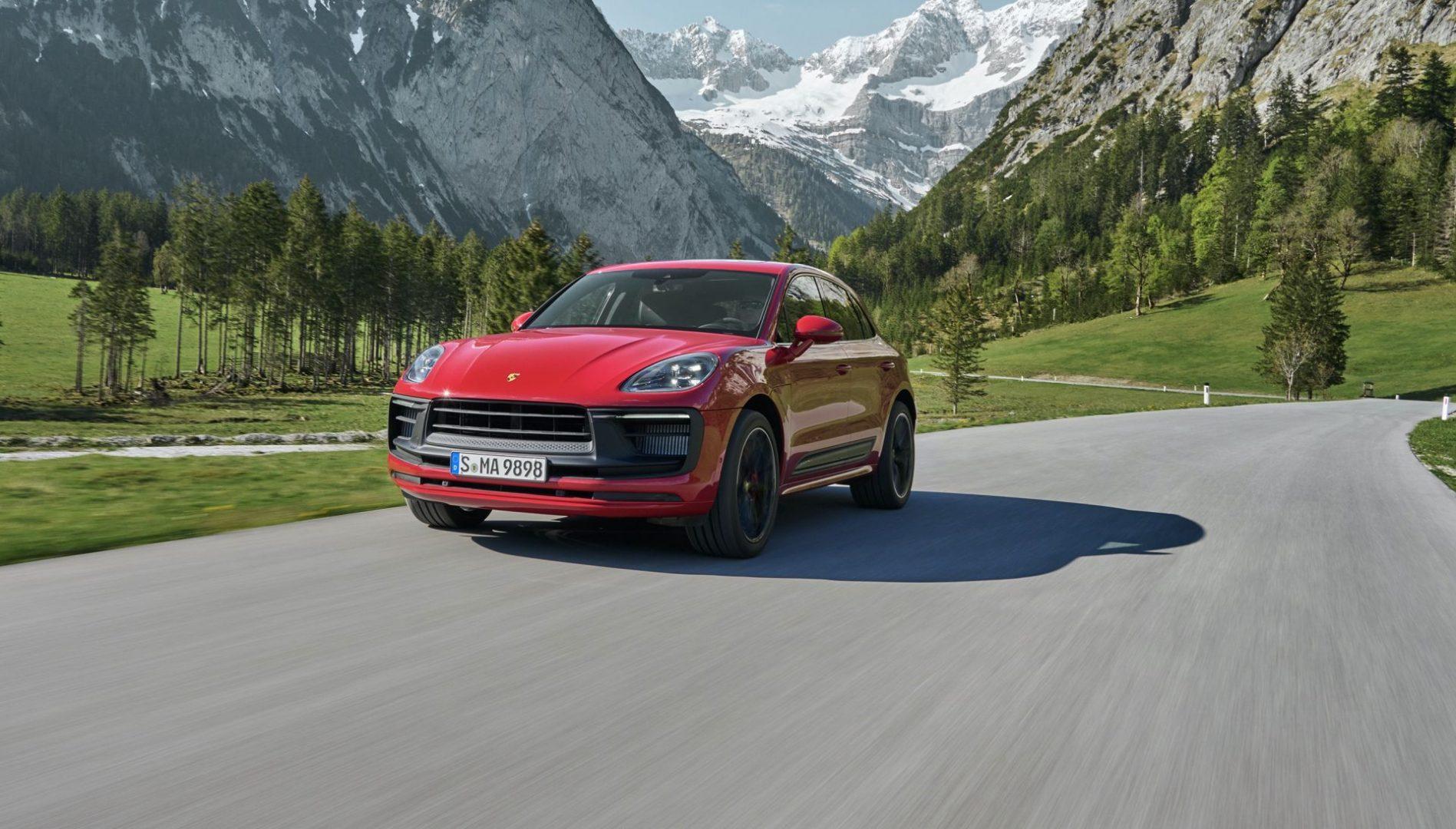 Dorađeni Porsche Macan sada donosi više snage u svim izvedbama