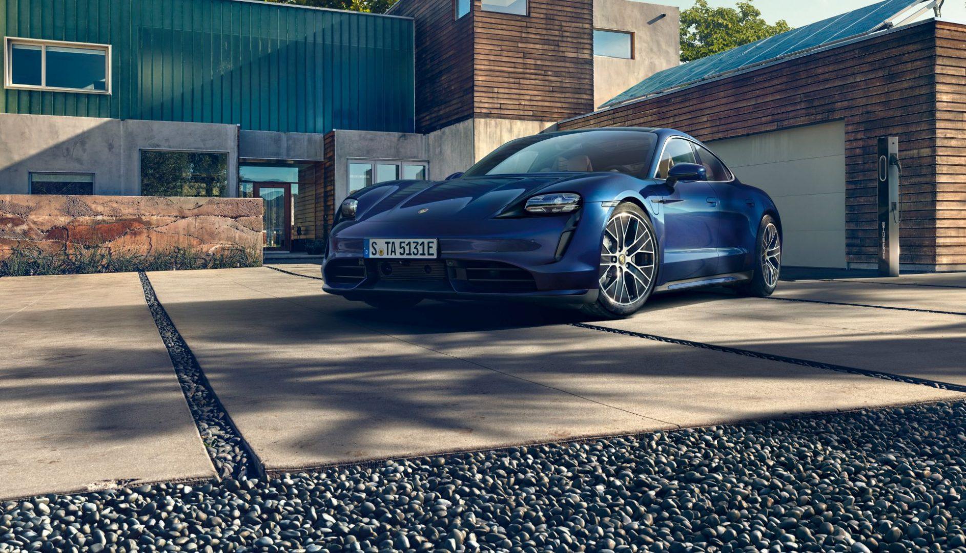 Više personalizacije i novih mogućnosti nadogradnje za električni Porsche Taycan