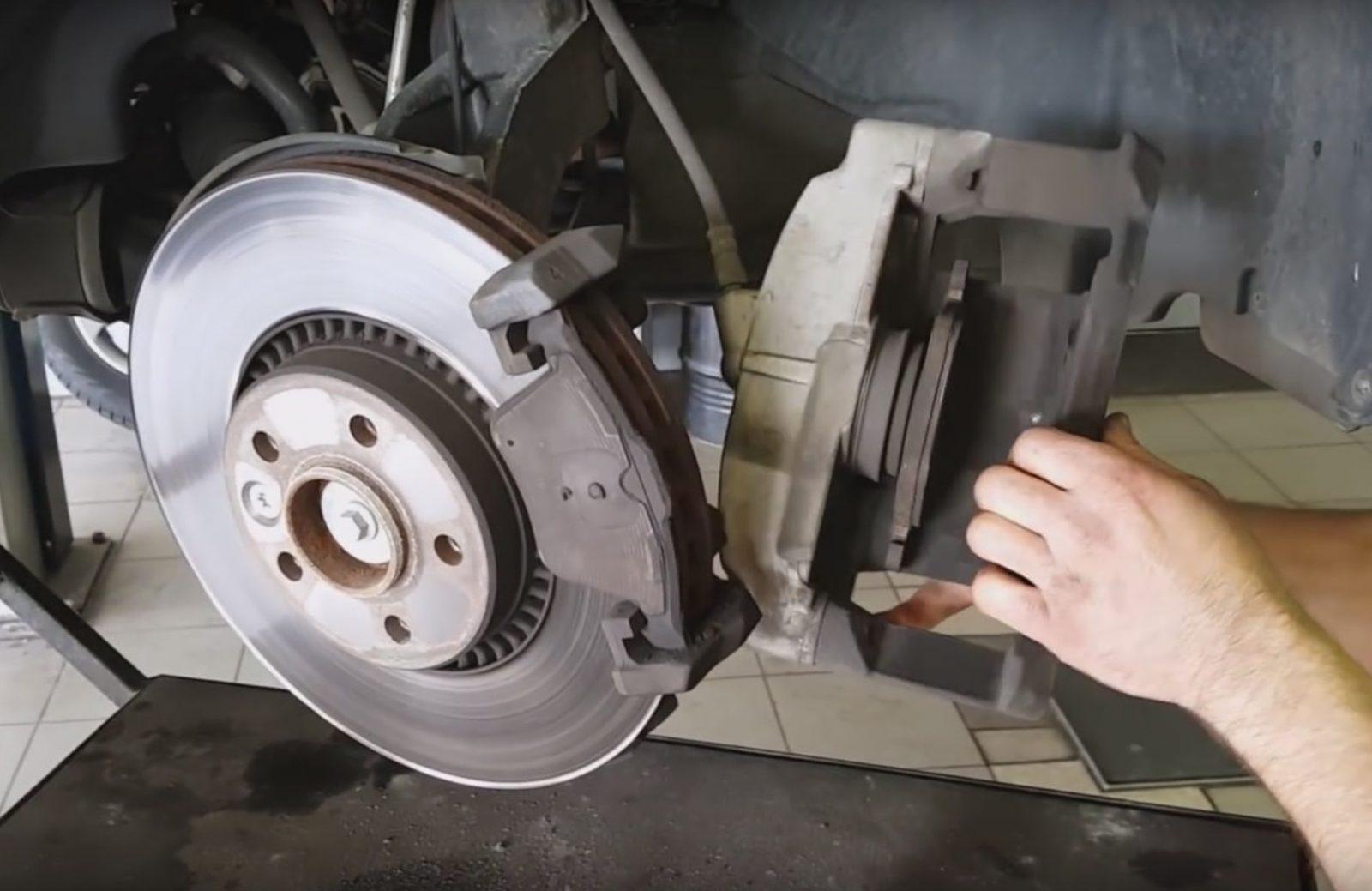 Kako se mijenjaju disk pločice