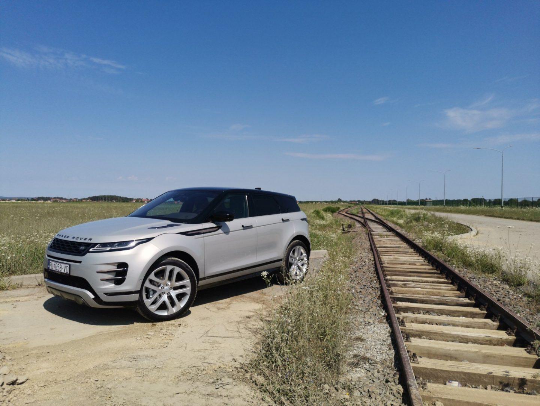 TEST Range Rover Evoque 2.0D 150 SE R-Dynamic AWD: Tehnološki dragulj
