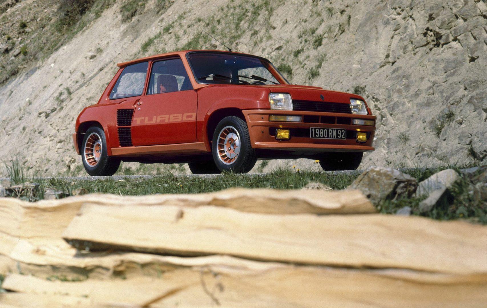 Renault 5 Turbo slavi četrdeseti rođendan!